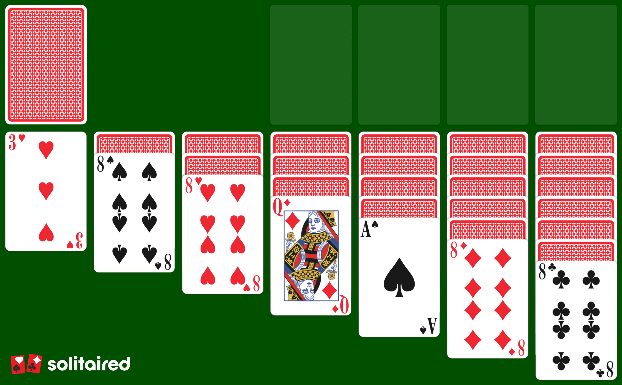 Can every game of Klondike-Solitaire be solved? - Board ...